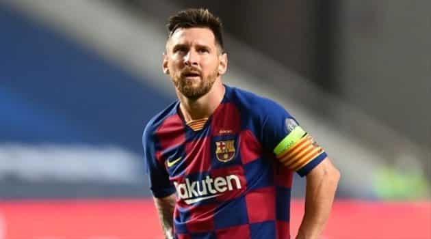 فائدة كبرى لـ برشلونة في حال رحيل ميسي