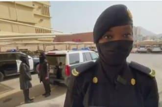 فيديو.. مشاركة المرأة في إدارة دوريات الأمن بالعاصمة المقدسة - المواطن