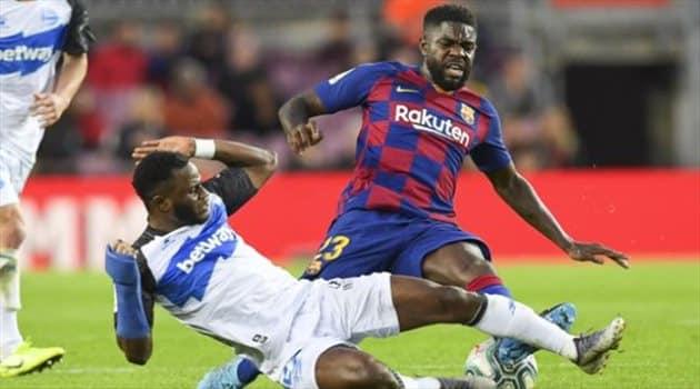 حيلة برشلونة مع مدافعه لضم صفقة من الدوري الفرنسي