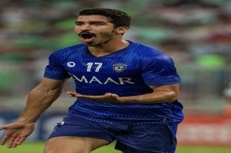 عبدالله الحافظ لاعب الهلال