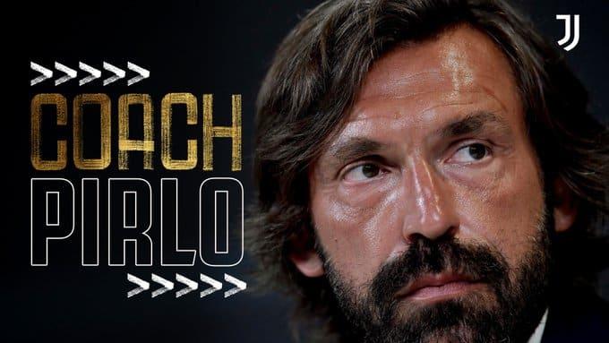 رسميًّا .. أندريا بيرلو مدربًا جديدًا لـ يوفنتوس حتى 2022