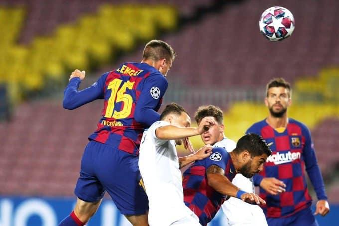 برشلونة ضد نابولي .. البارشا يعبر لدور الـ8 ويضرب موعدًا مع البايرن