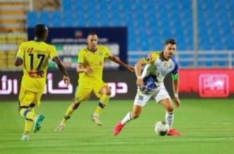 جوليانو في مباراة النصر والتعاون