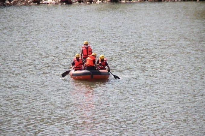 مدني الطائف ينتشل جثتين لشخصين غرقا في سد صعب