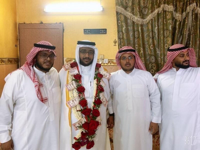آل مباركي يحتفلون بزواج ابنهم أحمد - المواطن