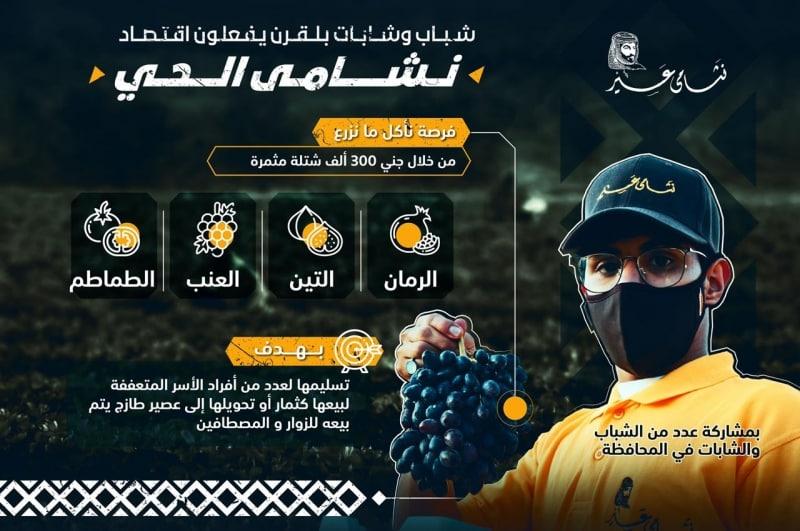 شباب وفتيات بلقرن يفعلون اقتصاد نشامى الحي - المواطن