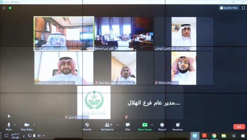 تركي بن طلال يدشن عددًا من الأنظمة التقنية بفرع الهلال الأحمر - المواطن