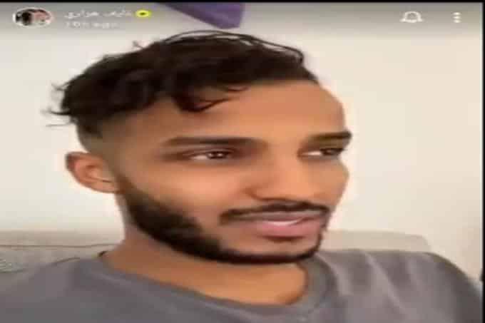 رد نايف هزازي الناري على مهاجميه بسبب فيديو الهلال