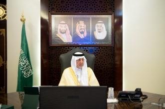 خالد الفيصل يستعرض الخطط الاستراتيجية لخدمات المياه بمنطقة مكة - المواطن