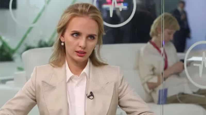 ابنة بوتين حصلت على لقاح كورونا فمن هي؟