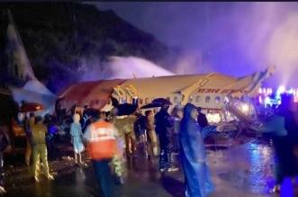 """خبير طيران لـ""""المواطن"""": سوء الأحوال الجوية دفعت الطائرة الهندية للهبوط غير الموفق والانشطار - المواطن"""