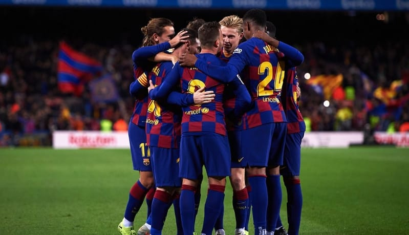 الإنتر يطلب ضم لاعب آخر من برشلونة بعد ميسي