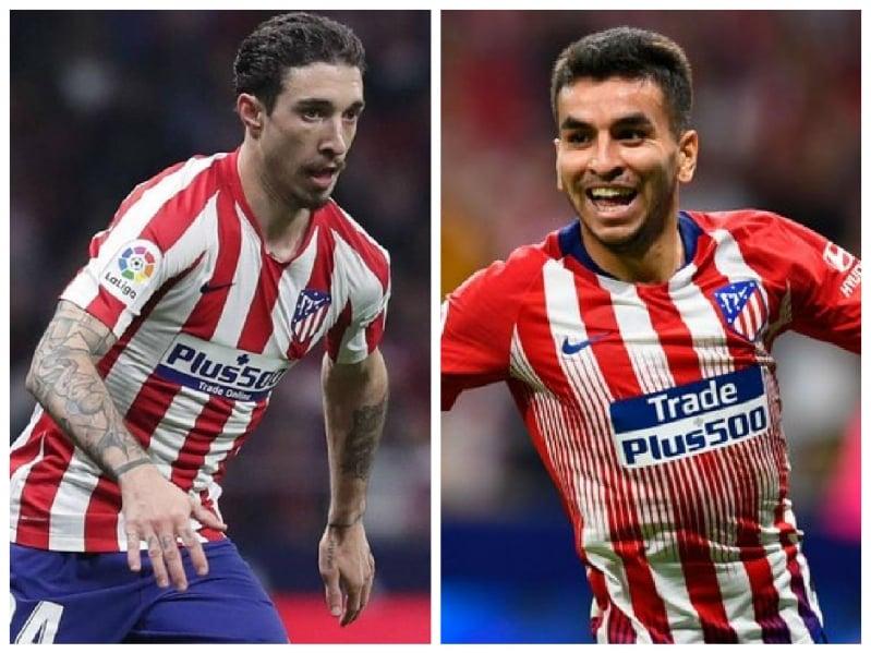 أتلتيكو مدريد يكشف هوية اللاعبين المُصابين بـ كورونا