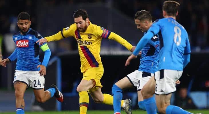 دوري الأبطال الأوروبي الفرصة الأخيرة لـ برشلونة