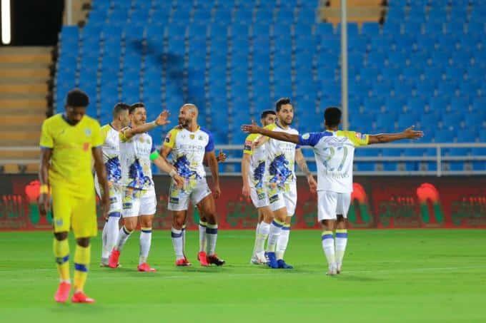خسارة النصر لـ الدوري تُهدد برحيل 3 نجوم