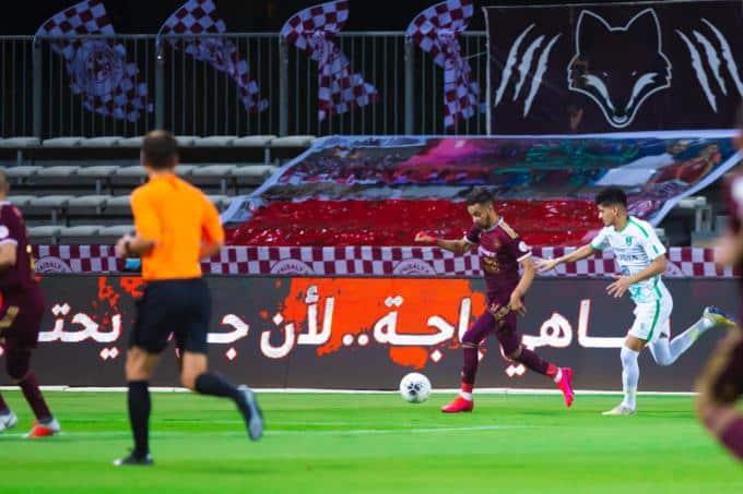سر مُعاناة الراقي بعد مباراة الأهلي والفيصلي