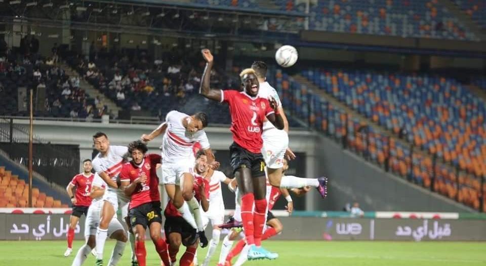 ترتيب الدوري المصري بعد قمة الزمالك ضد الأهلي