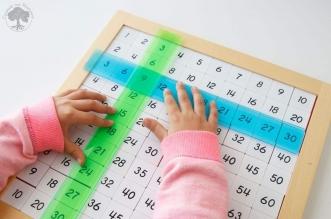 اسهل طريقة لحفظ جدول الضرب