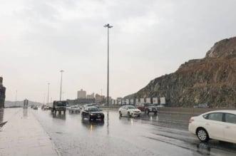 أمطار رعدية على 5 مناطق حتى يوم الأربعاء المقبل - المواطن