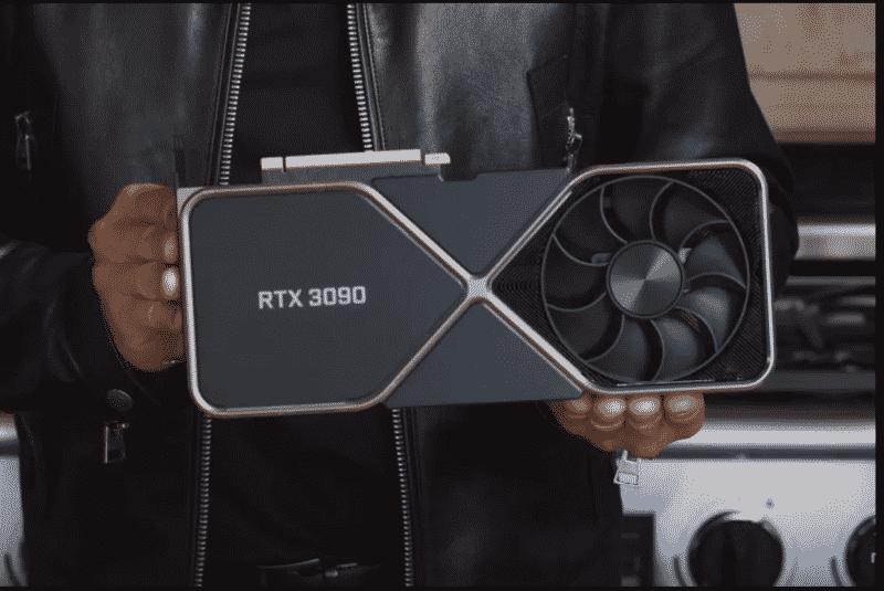أنباء عن عدد محدود لمعالج الرسومات RTX 3090 من إنفيديا (1)