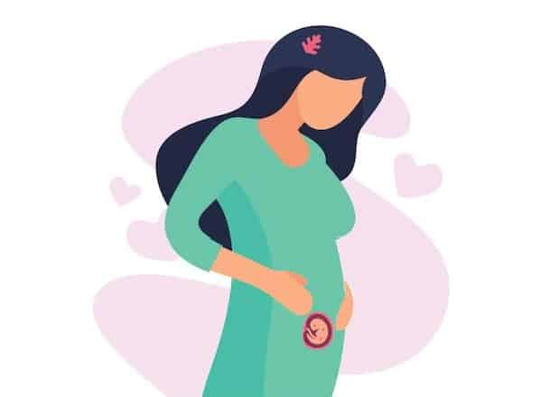 اعراض الحمل في الاسبوع الاول للبكر قبل الدورة