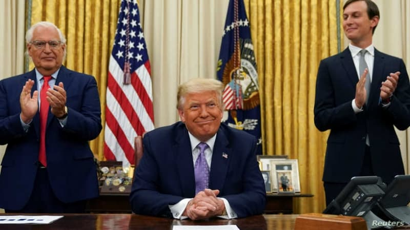 البيت الأبيض على موعد تاريخي اليوم