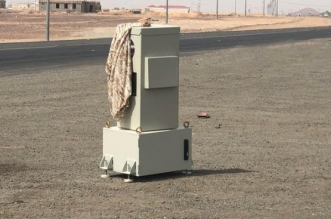 القبض على مواطن تورط في إتلاف 4 أجهزة رصد آلي في بيشة - المواطن