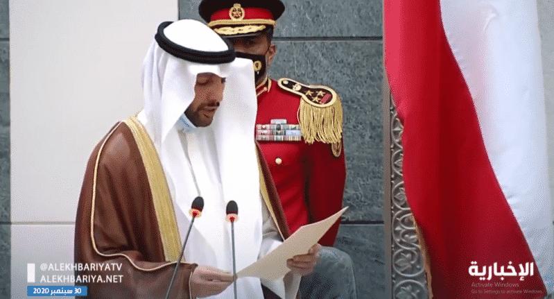 رئيس مجلس الأمة أمام الشيخ نواف: وفاة الشيخ صباح أصاب الكويت في قلبها