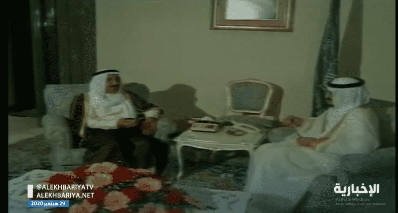 فيديو.. السعودية والكويت يا نعيش سوا يا ننتهي سوا