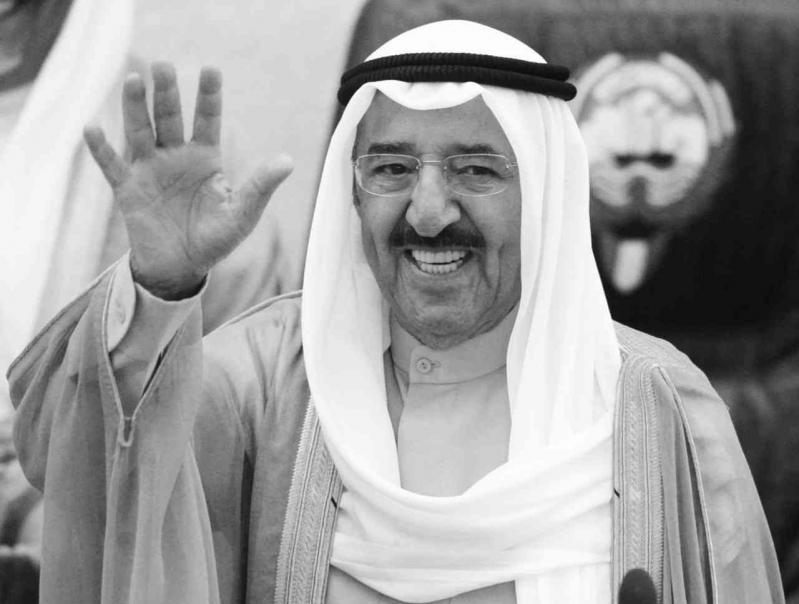 جميل الذيابي: لهذه الأسباب استحق الشيخ صباح لقب أمير الإنسانية عن جدارة