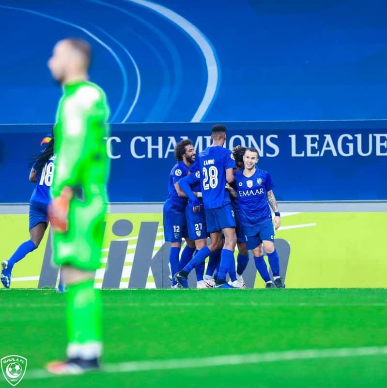 إحصائية مميزة لـ الهلال في دوري أبطال آسيا