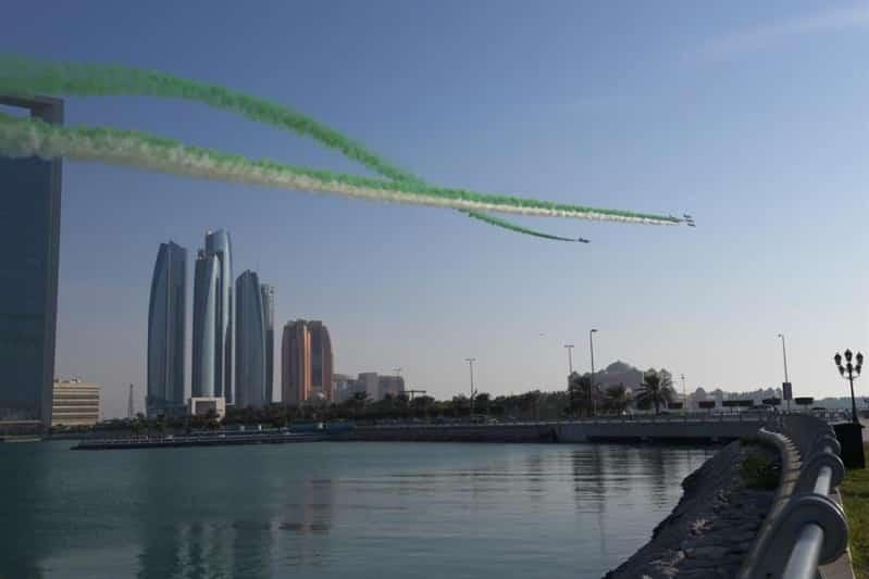 فيديو وصور.. استعراض فرسان الإمارات بمناسبة اليوم الوطني السعودي - المواطن