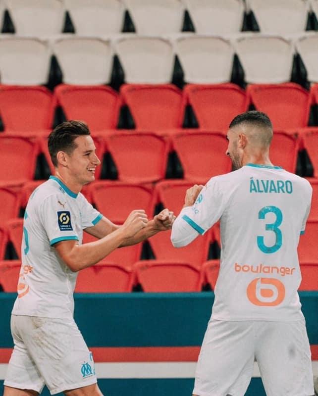 سان جيرمان ضد مارسيليا