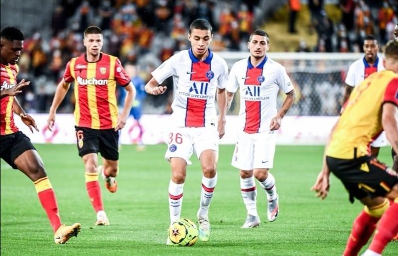 سان جيرمان في الدوري الفرنسي