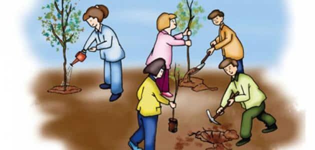 موضوع تعبير عن نظافة البيئة وأهميتها