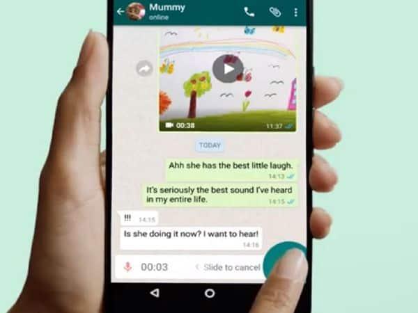 بعد حادثة الدردشات المسربة WhatsApp يدافع عن سرية المحادثات