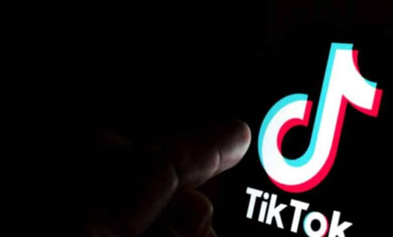 تسجيل الدخول على TikTok