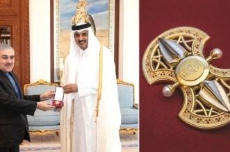 أمير قطر أهدى 184 حجر ماس وياقوت لسفير إيران بالدوحة - المواطن