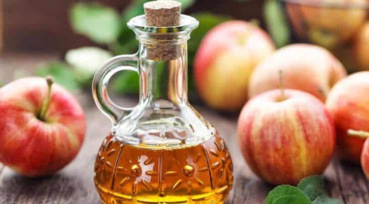 ما هي فوائد خل التفاح العضوي على الريق