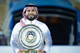 رئيس نادي الباطن ناصر الهويدي