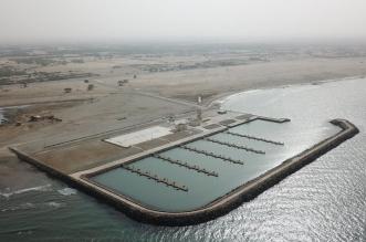 شركة الكهرباء تنشئ أحدث مرفأ للصيد في الشقيق يستوعب 120 قاربًا