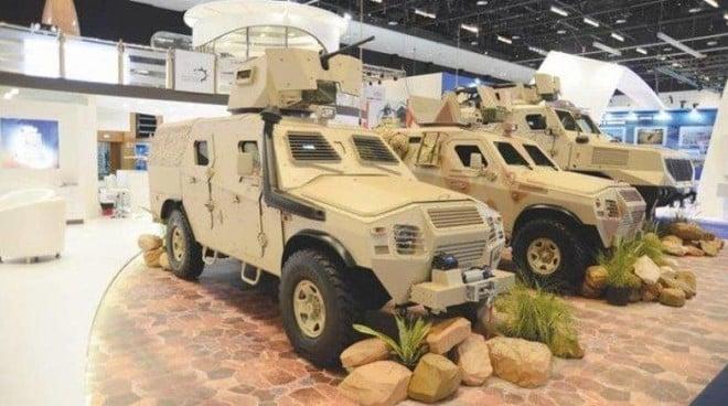 هيئة الصناعات العسكرية في اليوم الوطني: نصنع سلاح جيوشنا في وطننا