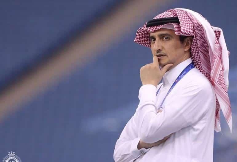 الزامل يُطالب عبدالرحمن الحلافي بتقديم استقالته!