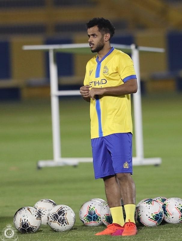 عبدالفتاح عسيري مع نادي النصر