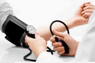 علاج ارتفاع الضغط المفاجئ بالمنزل