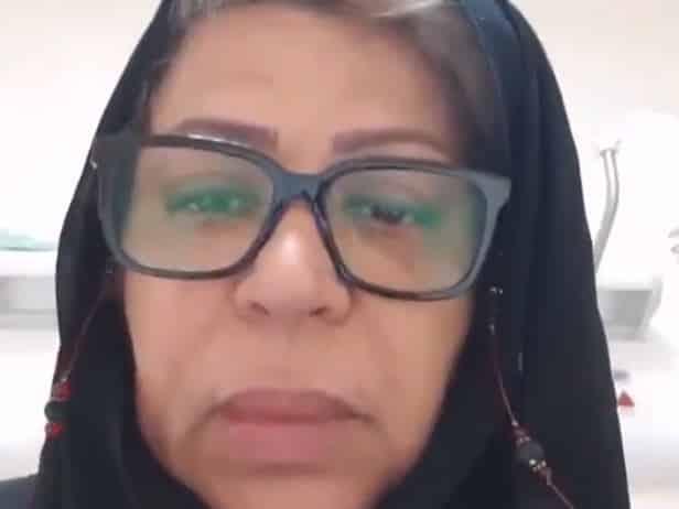 فيديو.. فخرية خميس تعاني الأمرين كورونا وسرطان الثدي