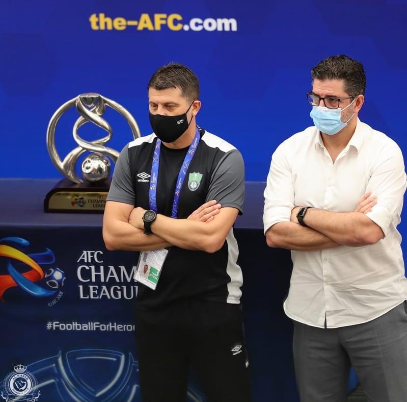فيتوريا وميلويفيتش يُنافسان على أفضل مدرب في آسيا 2020   صحيفة المواطن  الإلكترونية