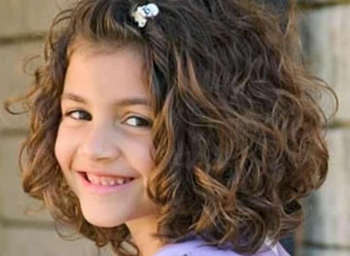 قصات شعر بنات فرنسي للاطفال