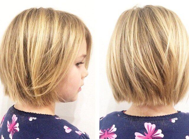 تعلمي كيف تختاري قصات شعر قصير للاطفال