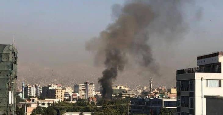 قنبلة تستهدف موكب نائب رئيس أفغانستان في كابل